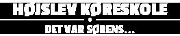 Højslev Køreskoles logo