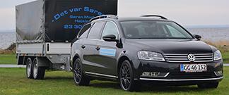 Søren Marks køreskole bil